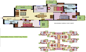 3 BHK Apartments